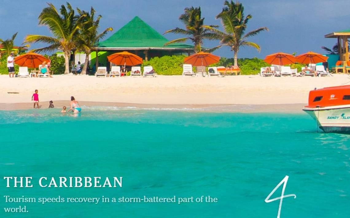 Regresan turistas rusos al Caribe por mejora en su economía