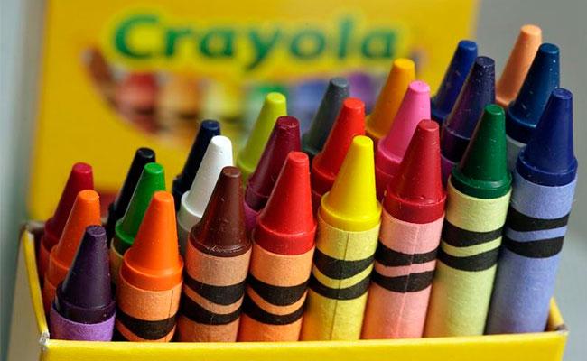 Crayola anuncia que retirará un color… ¿cuál será?
